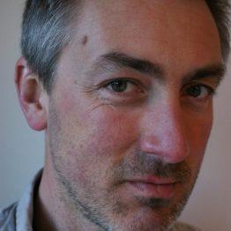 Ben Williamson headshot