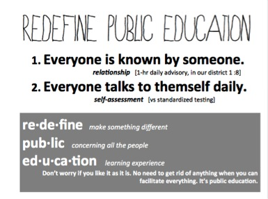 RedefinePublicEducation.Graphic