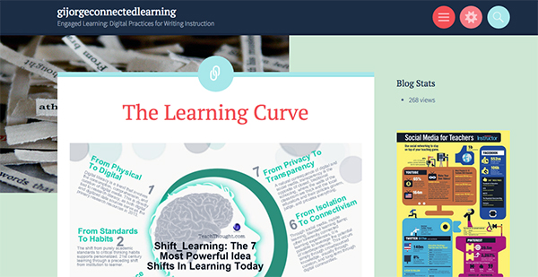 Learning curve essays