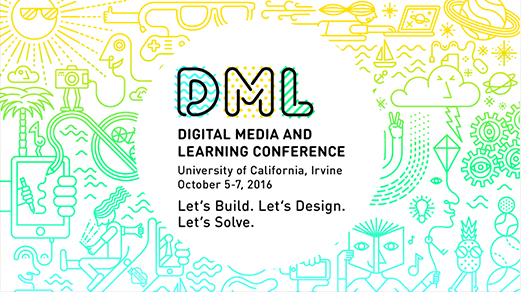 Digital Media & Learning Conference 2016