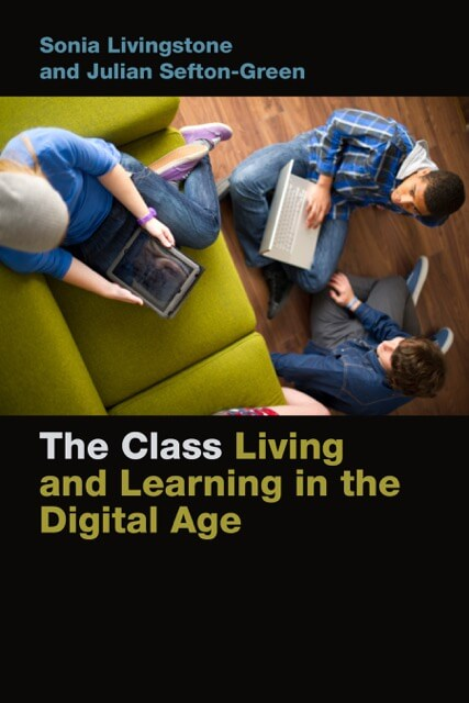 Book cover image for The Class: Living and Learning in the Digital Age
