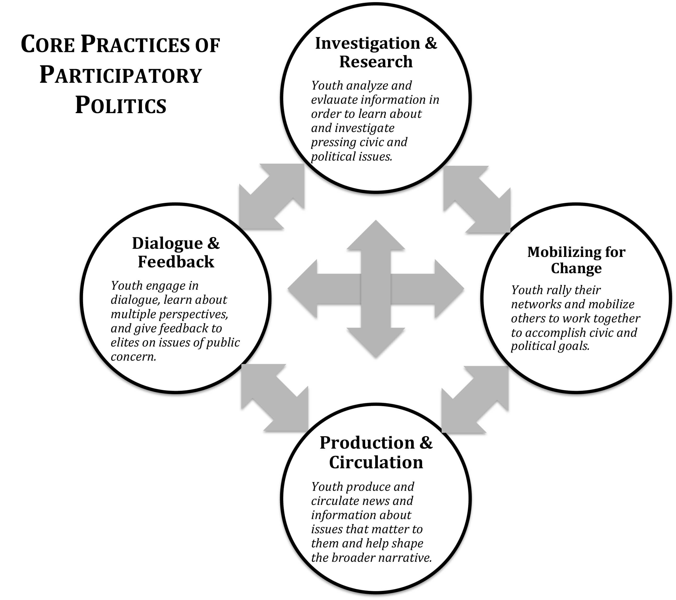 YPP core practices graphic