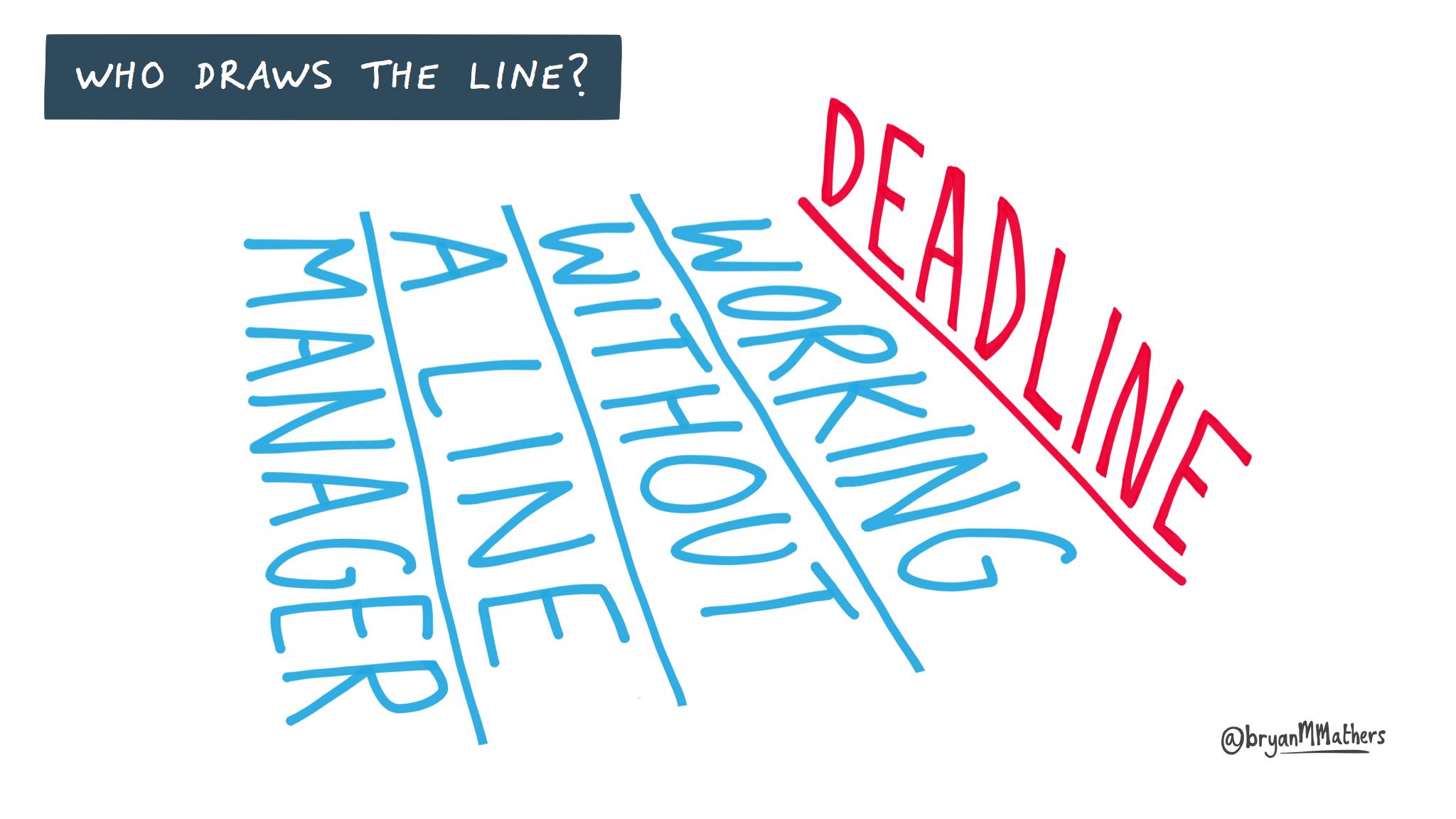 deadline graphic