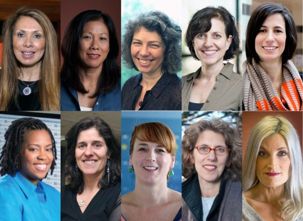 10 women connected learning scholars