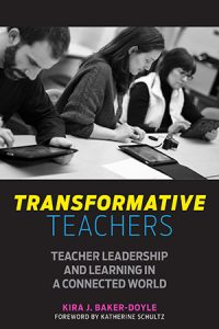 Transformative Teachers book jacket