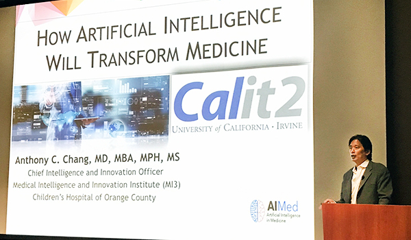 Artificial Intelligence Transform Medicine Lecture