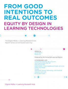 From Good Intentions to Real Outcomes: Equity by Design in Learning Technologies