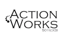 Action Works text