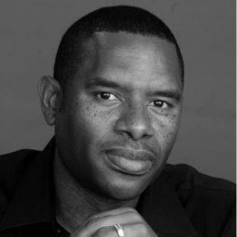 Grayscale Craig Watkins headshot