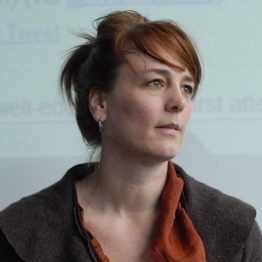 Katie Salen headshot
