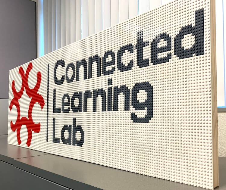 Connected Learning Lab LEGO Mosaic