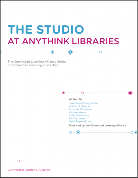 The Studio at Anythink Libraries