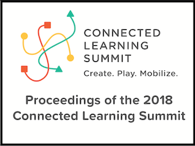 Cover image for Connected Learning newsletter volume 105.
