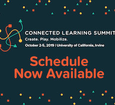 Banner image for Connected Learning newsletter Volume 116