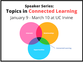 Connected Learning Newsletter Banner Volume 126