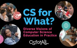 CS For All report graphic