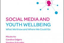 Social Media and Youth Wellbeing Report Cover Graphic