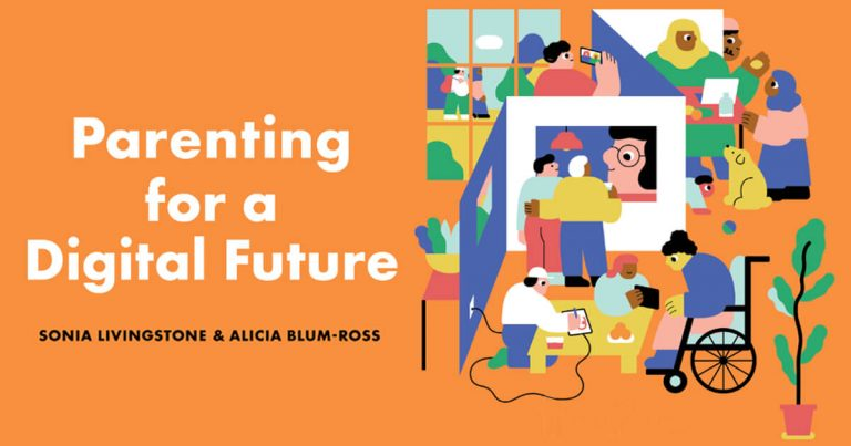 Parenting for a Digital Future book graphic