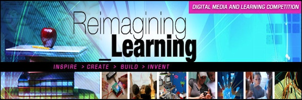 reimagining learning banner