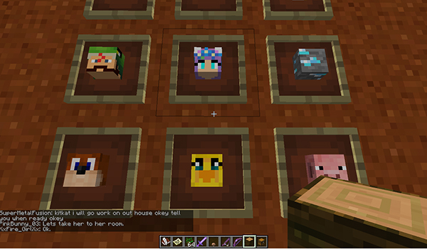 minecraft game characters screenshot