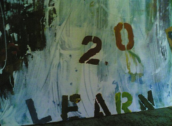 painting of 20 LEARN